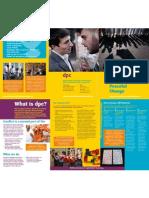 DPC Leaflet 2010