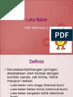 Slide Luka Bakar
