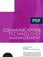 Communications Technology Management