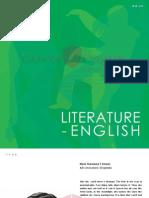 Literature - English