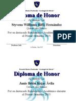 Diploma 5 a 8