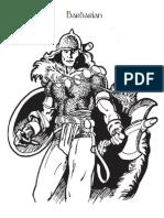 Alliance LARP - National Barbarian