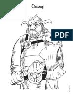 Alliance LARP - National Dwarf