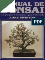 Anne Swinton Manual de Bonsai 1995