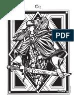 Alliance LARP - National Elf