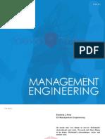 Management Engineering