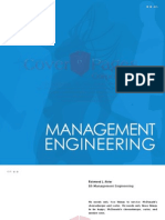 Management Engineering