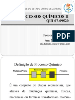 2.1 Processos Quimicos