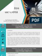 CONTRATOS+DE+OBRA Y ARANCEL DRO