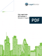 City Legal Index 2015