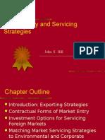 Exporting Strategies - J.S. Hill