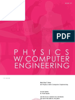 Physics With Computer Engineering