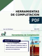 Herramientas de Completacion 2