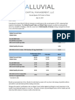 Alluvial Capital Management Q2 2015 Client Letter 7.14.2015