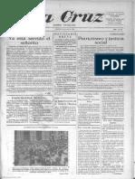 Diario católico LA CRUZ - 19-07-1936