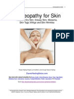 Skin Homeopathics
