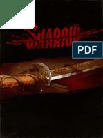 Shadow Warrior ArtBook
