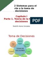 + + + SISTEMAS DE SOPORTE A LAS DECISIONES--- CAP 1.1  Marco Conceptual Version 2