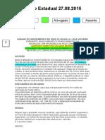Diário Estadual 27.08.2015