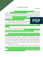 Politica Externa Independente - Janio Quadros