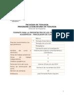PARCELADOR Historia de La Iglesia Contemporánea y Colombiana 2015-II (1)