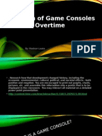 evolution of game systems overtime
