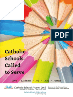 Catholic Schools Week 2015 Primary_Resource-Book