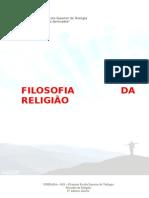 (32) Filosofia Da Religião