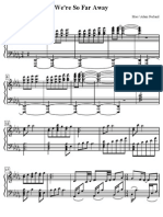 Mae-Were So Far Away-SheetMusicDownload.pdf