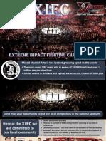 xifc sponsor proposal