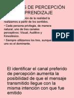 PPT Estilos de Aprendizaje