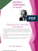 Comparación y Método Comparcomparacion y método com