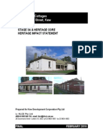Heritage Impact Statement