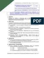 PR-21 Entra en Vigencia El 01.07.2014