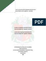 Informa Evaluacion PTAP Armenia