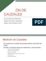 Presentacion Medicion Caudales