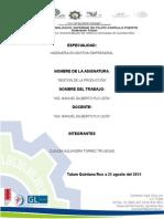 Investigacion-herramientas Para La Planeacion de La Capacidad