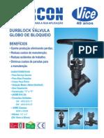 Globo Para Bloqueio e Dreno - Durblock