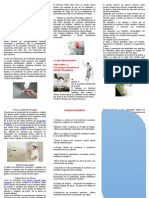 1. Triptico Prevencion de Riesgos Lab - PINTURA