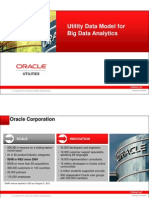 Utility Data Model for Big Data Analytics- Oracle