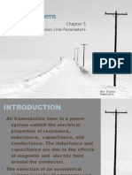 Ch5 Power System -Transmission Line Parameters