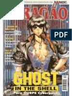 Dragão Brasil 34 -Ghost in the shell
