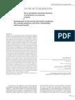 Desarrollo de La Microbiota Intestinal Humana, El Concepto de Probiótico y Su Relación Con La Salud Humana (1)