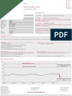 Bearish Mini-Future on EURO-BUND FUTURE Jun10 111%