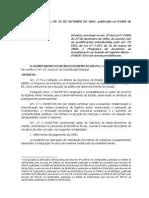 DECRETO Nº 1951-R Atualizado Até Março 2014