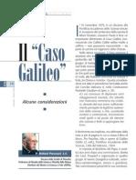 """Il """"caso Galileo"""". Alcune considerazioni"""
