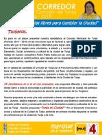 PROPUESTA CLAUDIA CORREDOR