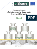 SARMa Manual Resource Efficiency RO