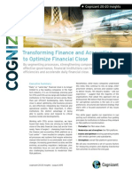 Transforming Finance and Accounting to Optimize Financial Close