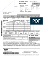 Ajay Jain Electrical Bill 000101018827